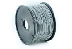 GEMBIRD filament ABS, 1,75mm, 1kg, szürke