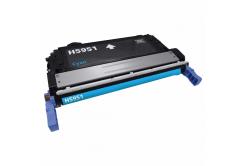 HP 643A Q5951A cián (cyan) kompatibilis toner