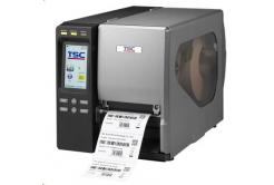 TSC TTP-2410MT TT címkenyomtató, LCD, 203 dpi, 14 ips