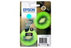 Epson 202 C13T02F24010 cián (cyan) eredeti tintapatron