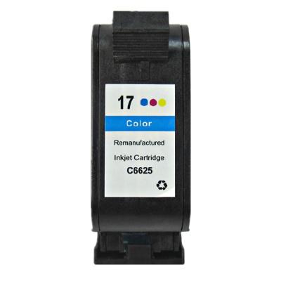 HP 17 C6625A színes kompatibilis tintapatron