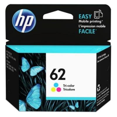 HP 62 C2P06AE színes (color) eredeti tintapatron