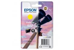 Epson 502 C13T02V44010 sárga (yellow) eredeti tintapatron
