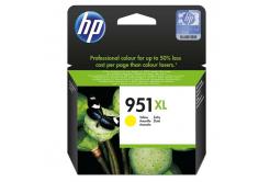 HP 951XL CN048AE sárga (yellow) eredeti tintapatron