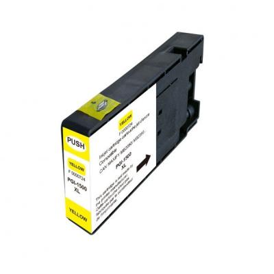 Canon PGI-1500XL sárga (yellow) kompatibilis tintapatron