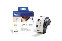 Brother DK-11218, 24mm, hőérzékeny papírcímkék