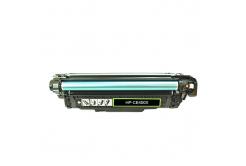 HP 507X CE400X fekete (black) kompatibilis toner
