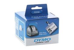 Dymo 11356, S0722560, 89mm x 41mm, fehér, eredeti címketekercs