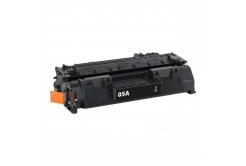 HP 05A CE505A fekete (black) kompatibilis toner