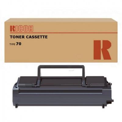 Ricoh 339474, Typ 70 fekete (black) eredeti toner