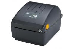 Zebra ZD220 ZD22042-D1EG00EZ DT címkenyomtató, 8 dots/mm (203 dpi), peeler, EPLII, ZPLII, USB