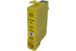 Epson T1634 XL sárga (yellow) kompatibilis tintapatron