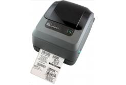 Zebra GX430T GX43-102420-000 TT címkenyomtató, 300DPI, EPL2, ZPL II, USB, RS232, LAN