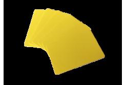 Zebra Premier card, sárga