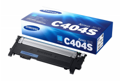 HP ST966A / Samsung CLT-C404S cián (cyan) eredeti toner