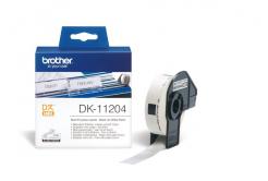 Brother DK-11204, 17mm x 54mm, hőérzékeny papírcímkék