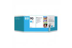 HP 90 C5061A cián (cyan) eredeti tintapatron