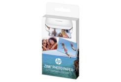 "HP W4Z13A öntapadó fotópapírok ZINK 50x76mm (2x3""), 20 db, 290 g/m2 thermo"