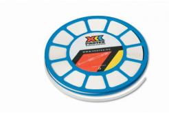 Partex PP+11000SN4, szalag, sárga, 17m, PVC PP+ szalag