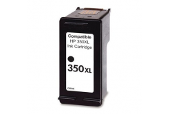 HP 350XL CB336E fekete (black) kompatibilis tintapatron