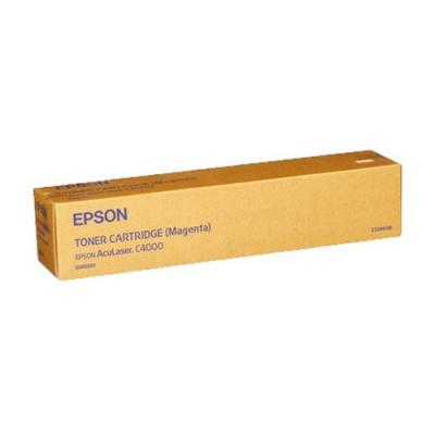 Epson C13S050089 bíborvörös (magenta) eredeti toner