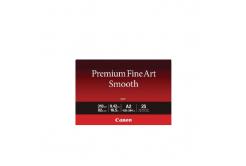 """Canon Premium Fine Art Smooth, fotópapírok, matt, fehér, imagePROGRAF PRO-1000, A2, 16.54x23.39"""", 310 g/m2, 25 db, 1711C006, tintasugaras nyomtatás"""