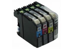 Brother LC-125XL/LC-127XL multipack kompatibilis tintapatron