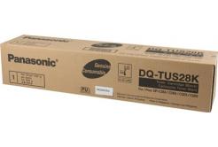 Panasonic DQ-TUS28K, DQ-TUS28K-PB fekete (black) eredeti toner