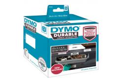 Dymo 1976414, 102mm x 59mm, fehér, polypropylen, eredeti szalag