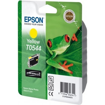 Epson T054440 sárga (yellow) eredeti tintapatron