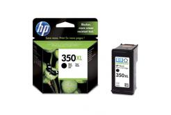 HP 350XL CB336EE fekete (black) eredeti tintapatron