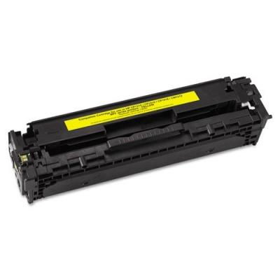 HP 125A CB542A sárga (yellow) kompatibilis toner