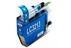 Brother LC-3213 cián (cyan) kompatibilis tintapatron