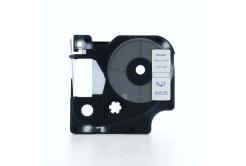 Dymo 45014, S0720540, 12mm x 7m kék nyomtatás / fehér alapon, kompatibilis szalag