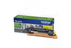 Brother TN-247Y sárga (yellow) eredeti toner