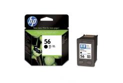 HP 56 C6656AE fekete (black) eredeti tintapatron