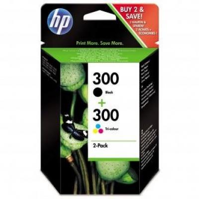 HP 300 CN637EE multipack eredeti tintapatron