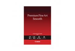 Canon Premium Fine Art Smooth, fotópapírok, matný, fehér, A3, 310 g/m2, 25 db, 1711C003