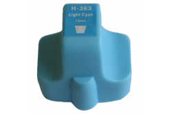 HP 363 C8774E világos cián (cyan) kompatibilis tintapatron