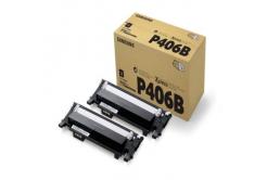 HP SU374A / Samsung CLT-P406B dual pack fekete (black) eredeti toner