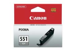 Canon CLI-551GY, 6512B001 szürke (grey) eredeti tintapatron