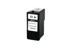 Lexmark 32 18C0032E fekete (black) utángyártott tintapatron