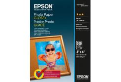 Epson S042549 Photo Paper fehér fényes fotópapírok 10x15cm 200 g/m2 500 db