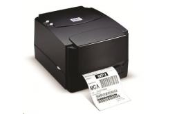 TSC TTP-244 Pro 99-057A001-00LF címkenyomtató etiket, 8 dots/mm (203 dpi), TSPL-EZ, USB, RS232