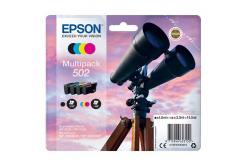 Epson 502 T02V640 CMYK multipack eredeti tintapatron