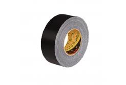 3M 389 Textil ragasztószalag 50 mm x 50 m, fekete
