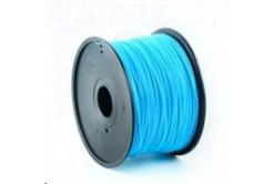 GEMBIRD filament ABS, 1,75mm, 1kg, kék