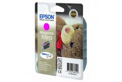 Epson T0613 bíborvörös (magenta) eredeti tintapatron