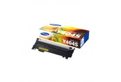 HP SU444A / Samsung CLT-Y404S sárga (yellow) eredeti toner