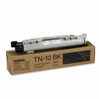 Brother TN-12BK fekete (black) eredeti toner